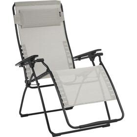 Lafuma Mobilier Futura XL Camping zitmeubel Batyline Duo beige/zwart